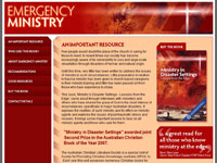 Emergency Ministry